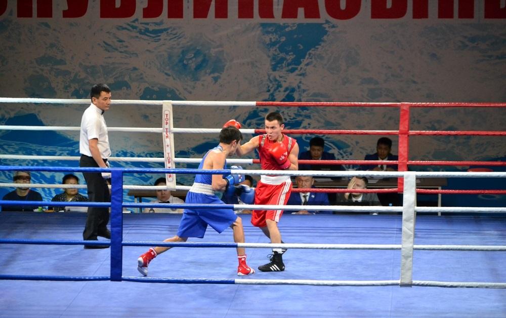 В Актау стартовал чемпионат Казахстана по боксу