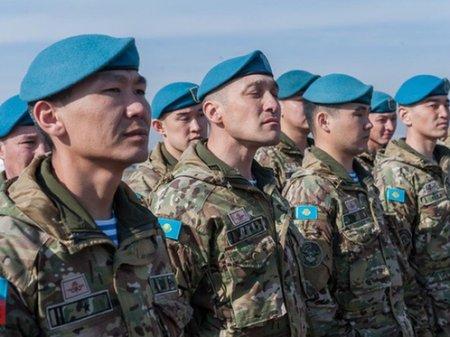 В МИД РК прокомментировали отправку казахстанских миротворцев в Ливан