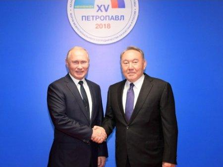 Путин ждет увеличения доли расчетов в нацвалютах с Казахстаном