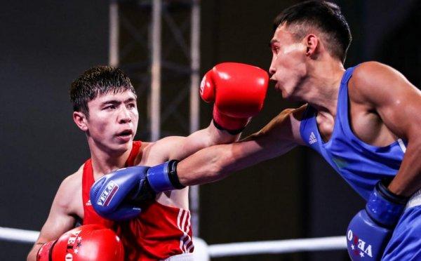В четвертьфинал чемпионата Казахстана по боксу вышли шесть мангистауских боксеров