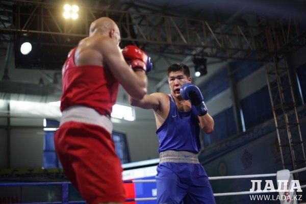 Санатали Тольтаев из Актау стал чемпионом Казахстана по боксу