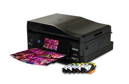 Многофункциональные принтеры Epson — качественная печать для офиса и дома