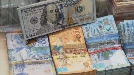 Курс доллара составил 367,32 тенге на торгах