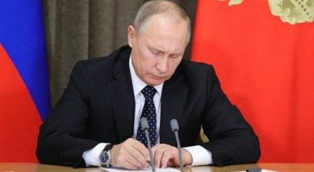 Путин наградил казахстанского актера орденом Дружбы