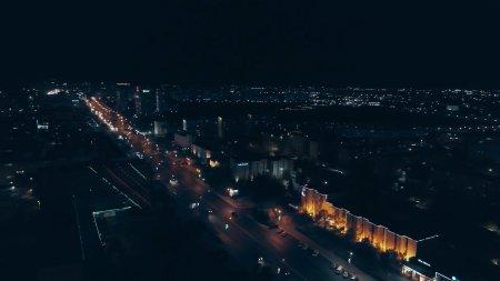 Ночной Актау ВИДЕО