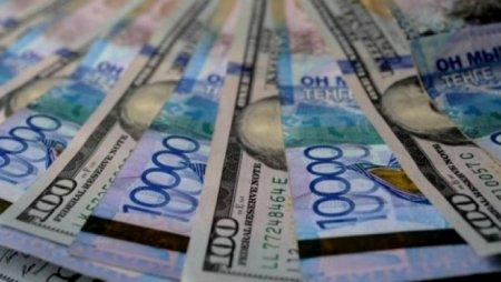 Курс доллара составил 372,88 тенге на торгах