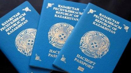 Казахстанские дети до 16 лет с 1 января 2019 года должны иметь паспорта