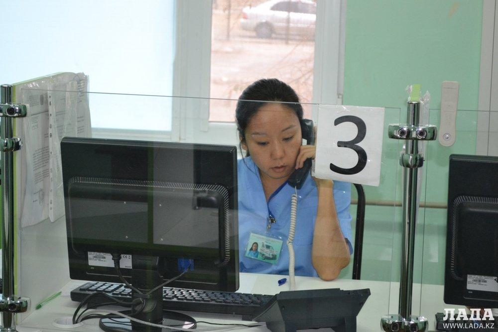 Более 200 вызовов в день поступает на станцию Скорой помощи в Актау