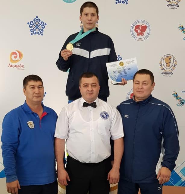 Боксеры из Мангистау завоевали четыре медали на зональном чемпионате Казахстана