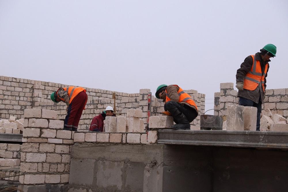 Производственную площадку открыли в Жанаозене