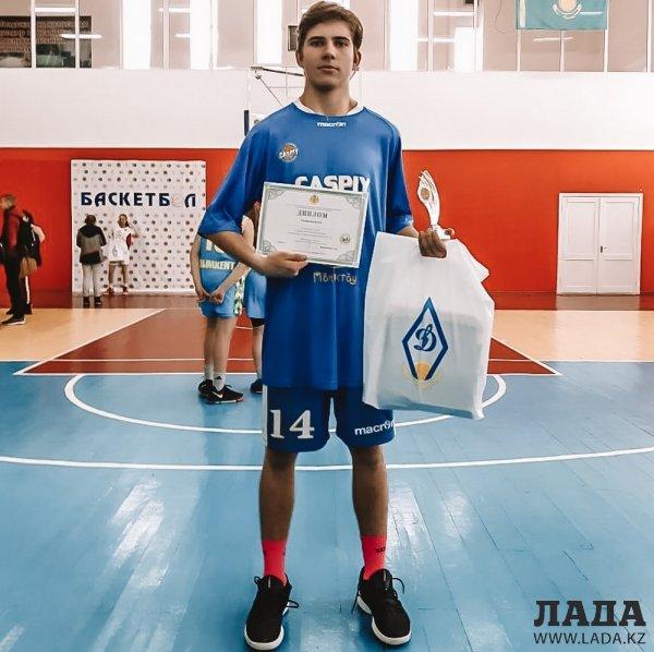 Актауские баскетболисты стали призерами Кубка Казахстана