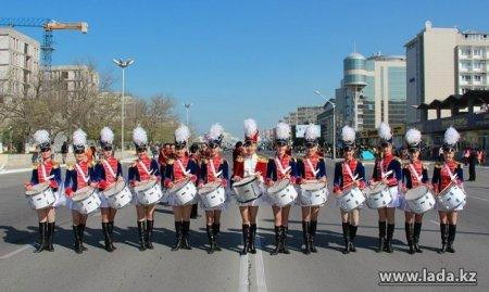 Жителей Актау приглашают на концерт в честь 20-летия ансамбля танца «Ритм гелс»