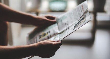 Газетам могут разрешить рекламу слабоалкогольной продукции