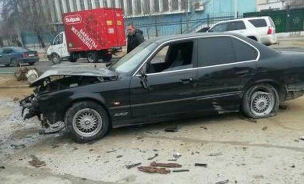 Лишенный водительских прав мужчина сел за руль и совершил ДТП в Актау