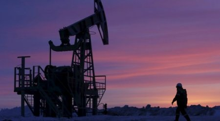 Нефть подешевела до рекордной отметки