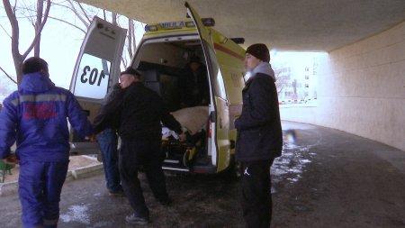 В Мангистаускую областную больницу с утра доставили более 50 пострадавших