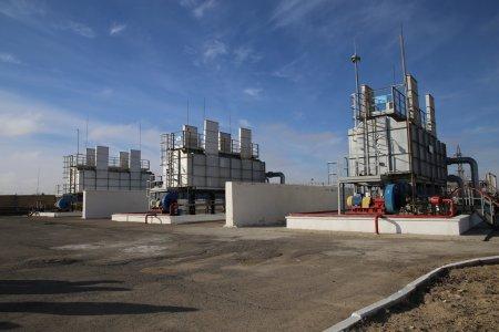 Автоматизация и новые технологии нефтеперекачивающей станции «Жетыбай»