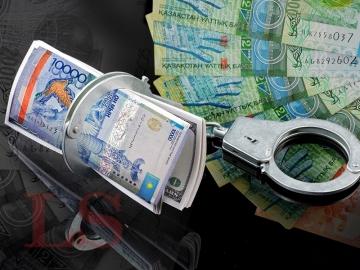 Сколько чиновников в Казахстане поймали на коррупции
