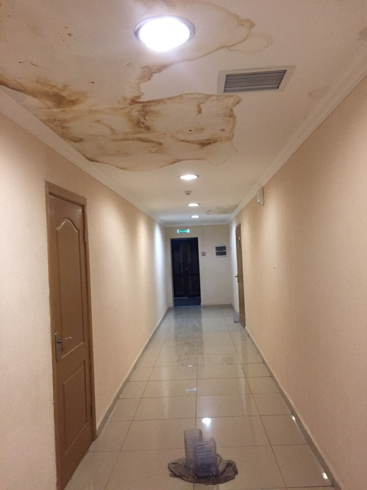 Ремонт крыши в КДК имени Абая планируют сделать за свой счет