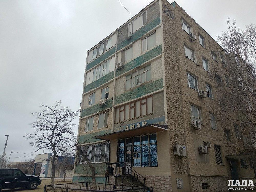 Магазин ограбили в 11 микрорайоне Актау