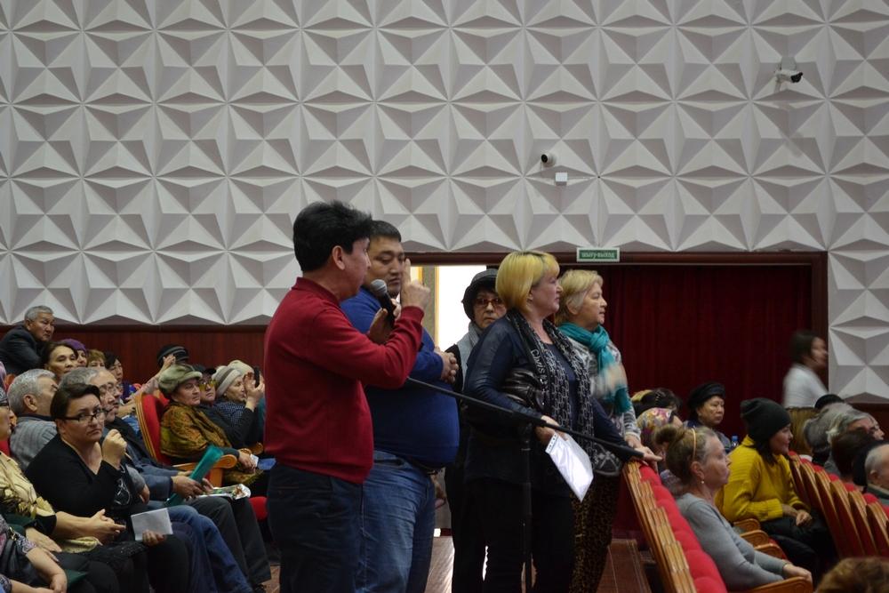 Чемодан-вокзал-Шымкент: Общественные слушания жителей Актау и ТОО «AllianceEnergoSnab-Актау» прошли в напряженной обстановке