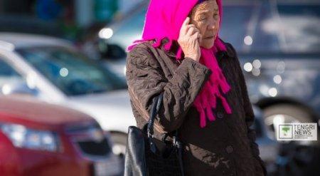 Пенсионный возраст для женщин повышается в Казахстане