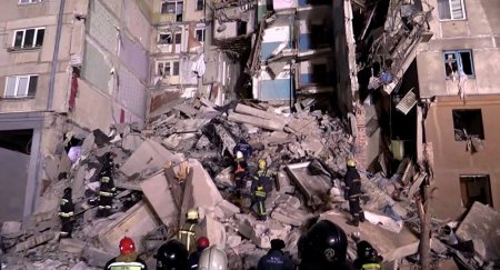Трагедия в Магнитогорске: спасатели ведут поиски 37 человек