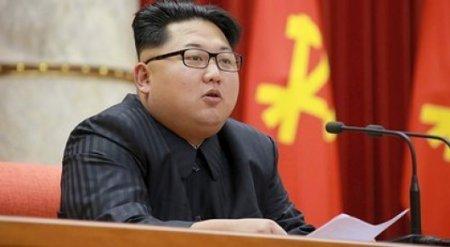 Ким Чен Ын поставил условие США в своем новогоднем обращении