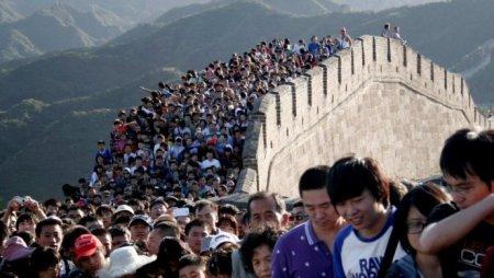 Население Китая сократилось более чем на миллион