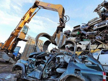 За автохлам казахстанцы получили 10 миллиардов тенге