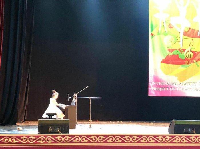 Актауские музыканты завоевали медали на фестивале в Астане