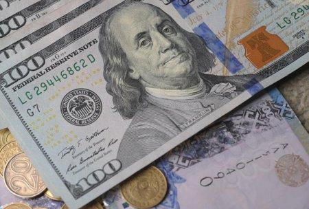 На утренних торгах доллар подрос до 377 тенге