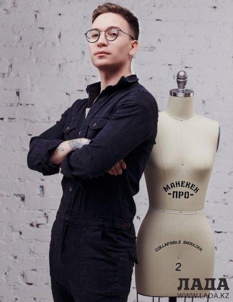 Дизайнер из Актау рассказал о своем участии в телевизионном реалити-шоу «Подиум»