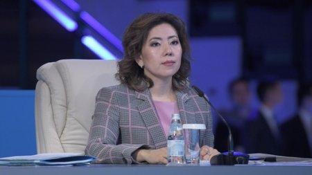Министр объяснила сравнение пособия казахстанским многодетным с материнским капиталом