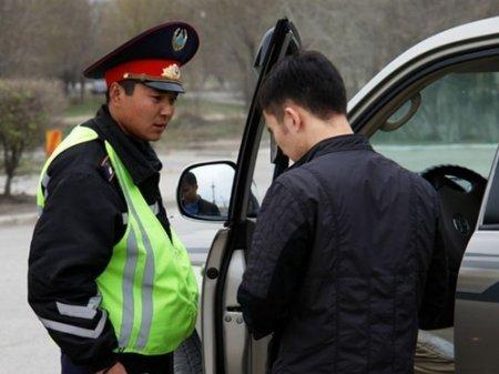 В Казахстане прекратят останавливать машины для проверки