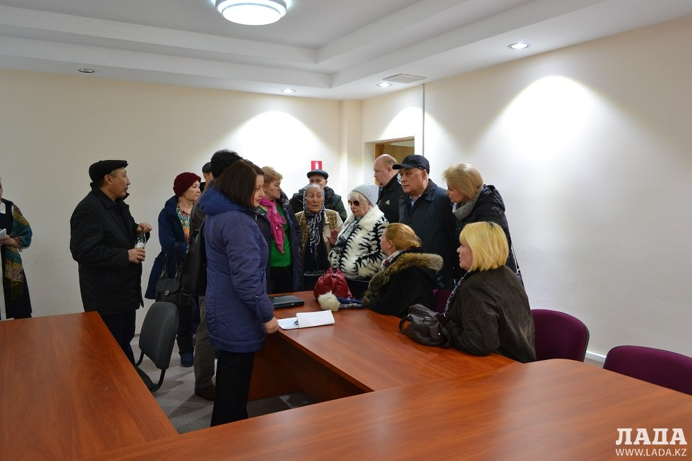 Письмо с обращением к президенту отправили активисты Актау