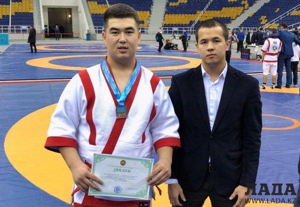 Мангистаусцы стали призерами чемпионата Казахстана по казакша курес