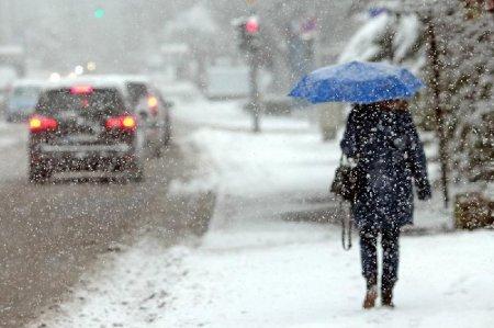 Снег пройдет в большинстве областей Казахстана 10 февраля