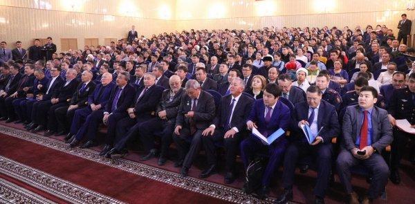 Ералы Тугжанову рассказали о Бейнеуском районе