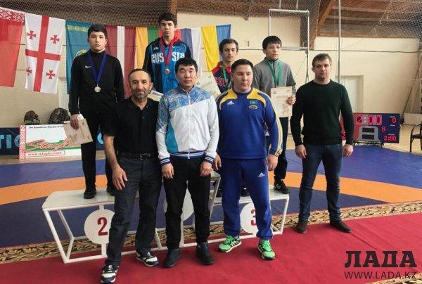 Актауские «вольники» стали бронзовыми медалистами международного турнира в Минске