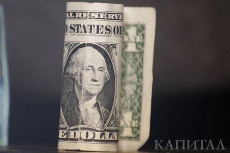 На дневных торгах доллар вырос до 377 тенге