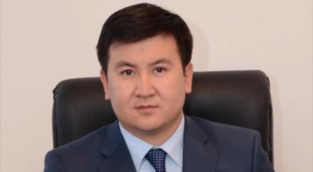 Нурдильда Ораз стал советником главы МВД