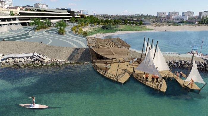 Спортивный комплекс по водным видам спорта за два миллиарда тенге планируют построить в Актау