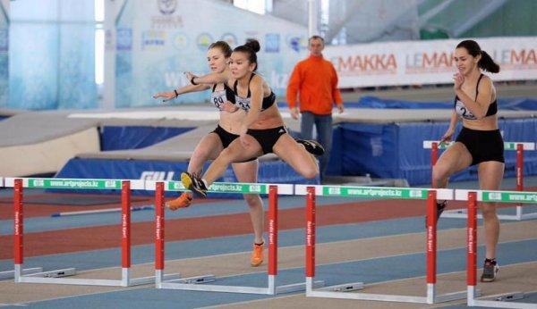 Легкоатлет из Актау выступит на международном турнире в Минске