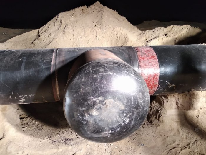 Прикрыли кран: В Мангистау задержаны похитители нефти из трубопровода «КазТрансОйл»