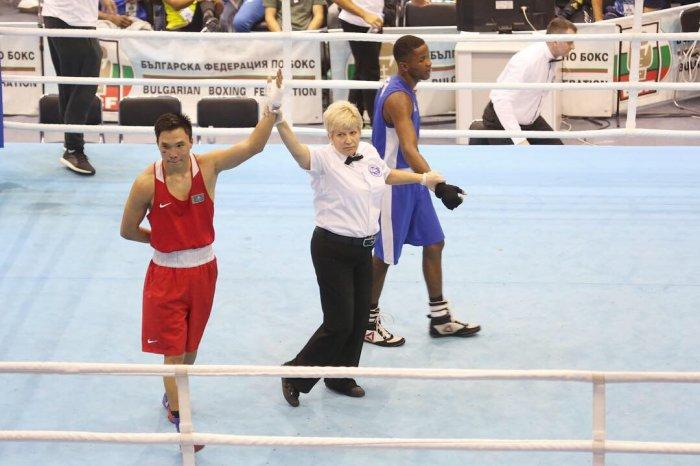 Санатали Тольтаев из Актау завоевал серебряную медаль на международном турнире по боксу в Болгарии