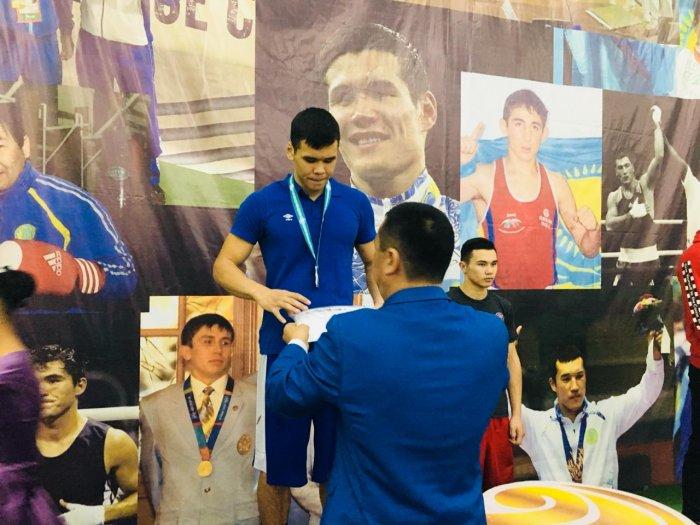 Боксеры из Мангистау привезли две медали с чемпионата Казахстана среди молодежи