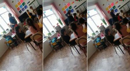 """""""Била ребенка по голове"""" - в Сети обсуждают видео с актюбинской воспитательницей"""