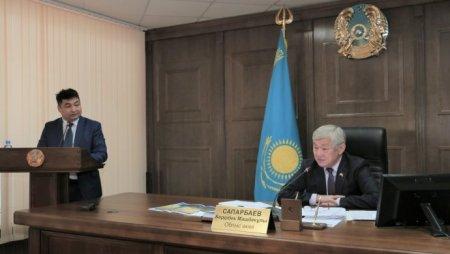 Бердибек Сапарбаев возглавил министерство труда и соцзащиты