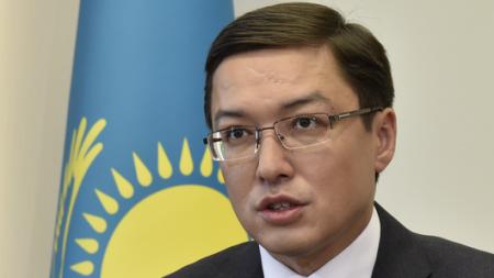 Данияр Акишев стал советником Президента